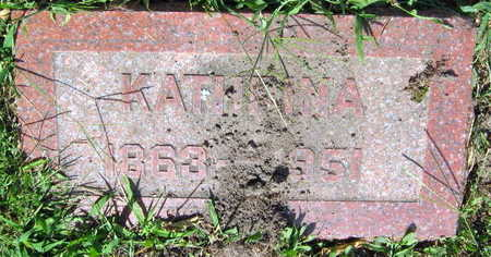 HOLETS, KATHRINA - Linn County, Iowa | KATHRINA HOLETS