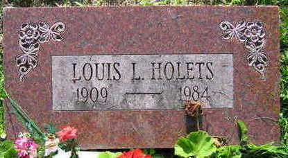 HOLETS, LOUIS L. - Linn County, Iowa | LOUIS L. HOLETS