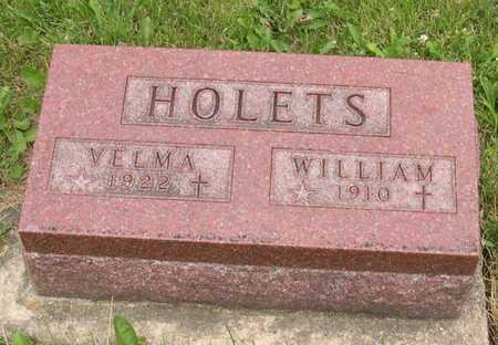 HOLETS, VELMA - Linn County, Iowa | VELMA HOLETS