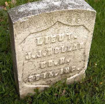 HOLLAN, LT. JOSEPH J. - Linn County, Iowa | LT. JOSEPH J. HOLLAN
