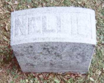 HOLLIS, NELLIE - Linn County, Iowa | NELLIE HOLLIS