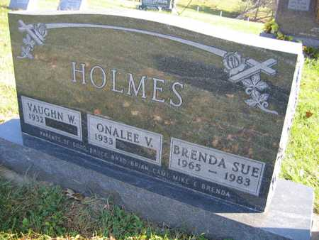 HOLMES, BRENDA SUE - Linn County, Iowa | BRENDA SUE HOLMES