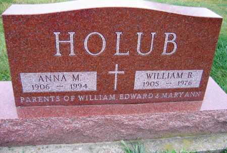 HOLUB, ANNA M. - Linn County, Iowa | ANNA M. HOLUB
