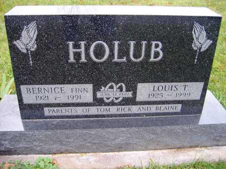HOLUB, BERNICE - Linn County, Iowa | BERNICE HOLUB