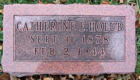 HOLUB, CATHERINE E. - Linn County, Iowa | CATHERINE E. HOLUB