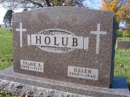 HOLUB, HELEN - Linn County, Iowa | HELEN HOLUB