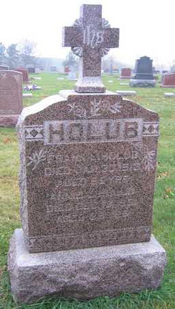 HOLUB, ANNE L. - Linn County, Iowa | ANNE L. HOLUB