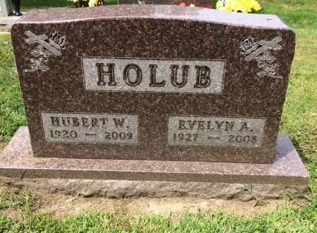 HOLUB, EVELYN A. - Linn County, Iowa   EVELYN A. HOLUB