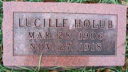 HOLUB, LUCILLE - Linn County, Iowa | LUCILLE HOLUB