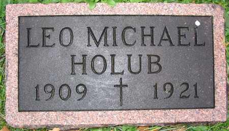 HOLUB, LEO MICHAEL - Linn County, Iowa | LEO MICHAEL HOLUB