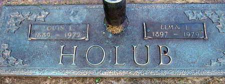 HOLUB, LOUIS J. - Linn County, Iowa | LOUIS J. HOLUB