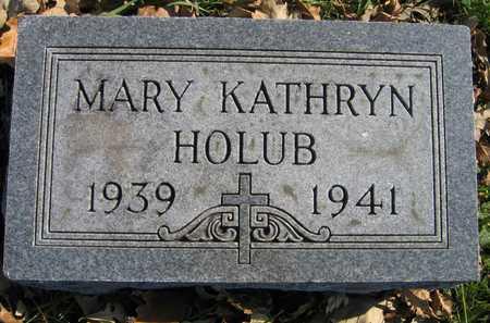 HOLUB, MARY KATHRYN - Linn County, Iowa | MARY KATHRYN HOLUB