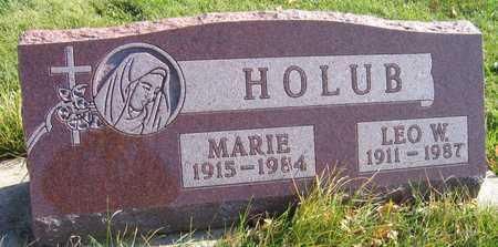 HOLUB, MARIE - Linn County, Iowa | MARIE HOLUB
