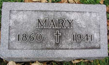 HOLUB, MARY - Linn County, Iowa   MARY HOLUB