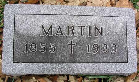 HOLUB, MARTIN - Linn County, Iowa   MARTIN HOLUB