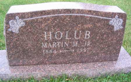 HOLUB, MARTIN M., JR. - Linn County, Iowa | MARTIN M., JR. HOLUB