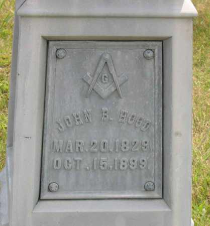 HOOD, JOHN B. - Linn County, Iowa | JOHN B. HOOD