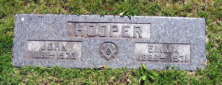 HOOPER, JOHN - Linn County, Iowa   JOHN HOOPER