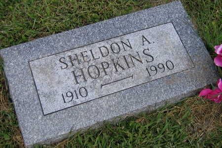 HOPKINS, SHELDON A. - Linn County, Iowa | SHELDON A. HOPKINS