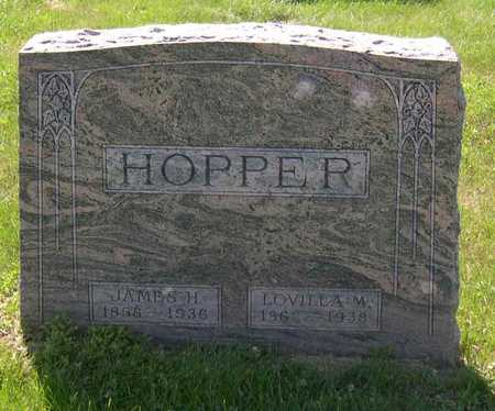 HOPPER, JAMES H. - Linn County, Iowa | JAMES H. HOPPER