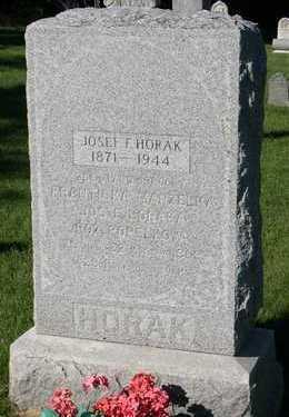 HORAK, JOSEF F. - Linn County, Iowa | JOSEF F. HORAK