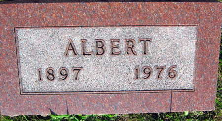 HORSKY, ALBERT - Linn County, Iowa | ALBERT HORSKY