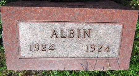HORSKY, ALBIN - Linn County, Iowa | ALBIN HORSKY