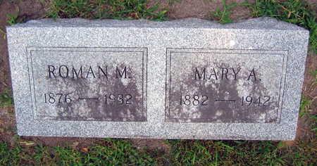 HORSKY, MARY A. - Linn County, Iowa | MARY A. HORSKY