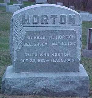 HORTON, RUTH ANN - Linn County, Iowa | RUTH ANN HORTON