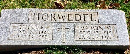 HORWEDEL, MARVIN V. - Linn County, Iowa | MARVIN V. HORWEDEL