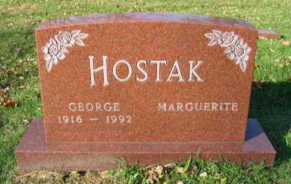 HOSTAK, GEORGE - Linn County, Iowa | GEORGE HOSTAK