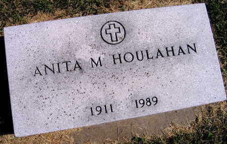 HOULAHAN, ANITA M. - Linn County, Iowa   ANITA M. HOULAHAN