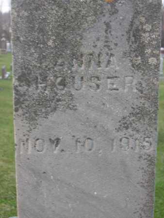 HOUSER, ANNA - Linn County, Iowa | ANNA HOUSER