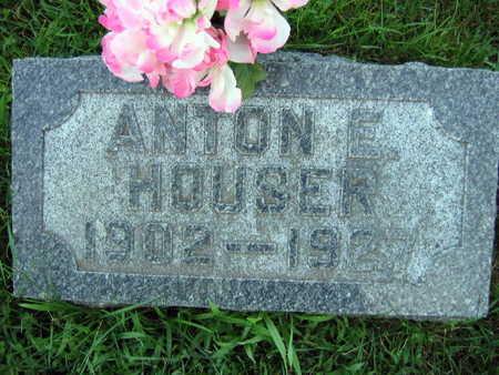 HOUSER, ANTON E. - Linn County, Iowa | ANTON E. HOUSER