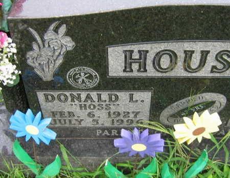 HOUSER, DONALD L. - Linn County, Iowa   DONALD L. HOUSER