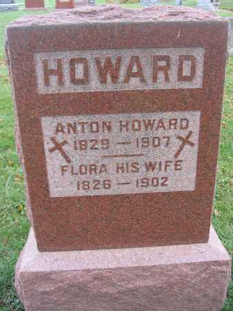 HOWARD, ANTON - Linn County, Iowa | ANTON HOWARD
