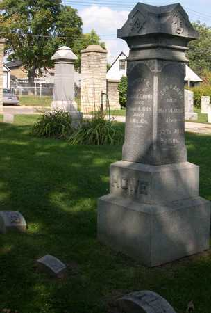 HOWE, FAMILY STONE - Linn County, Iowa | FAMILY STONE HOWE