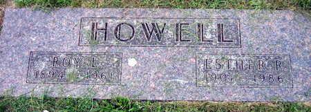 HOWELL, ROY L. - Linn County, Iowa | ROY L. HOWELL