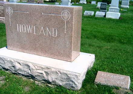 HOWLAND, ELEANOR - Linn County, Iowa | ELEANOR HOWLAND