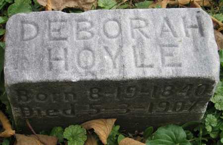 HOYLE, DEBORAH - Linn County, Iowa | DEBORAH HOYLE