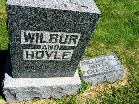 HOYLE, WILLIAM L. - Linn County, Iowa | WILLIAM L. HOYLE
