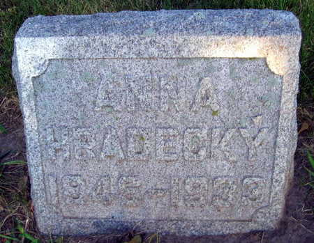 HRADECKY, ANNA - Linn County, Iowa | ANNA HRADECKY