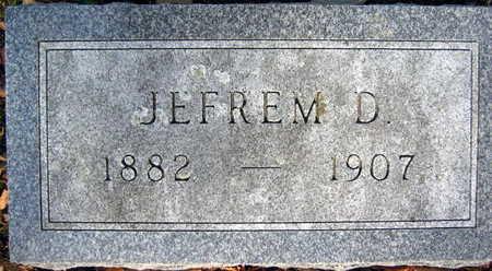 HRBEK, JEFREM D. - Linn County, Iowa | JEFREM D. HRBEK