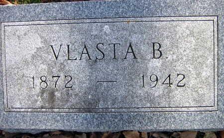 HRBEK, VLASTA B. - Linn County, Iowa | VLASTA B. HRBEK
