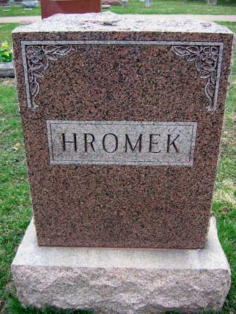 HROMEK, FAMILY STONE - Linn County, Iowa | FAMILY STONE HROMEK