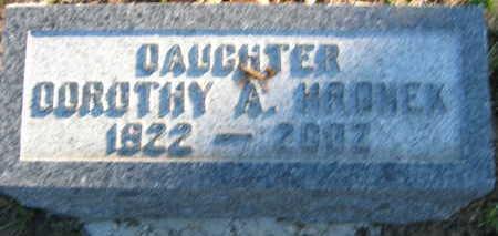 HRONEK, DOROTHY A - Linn County, Iowa | DOROTHY A HRONEK
