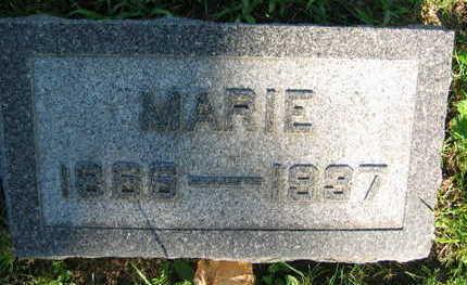 HRONIK, MARIE - Linn County, Iowa | MARIE HRONIK