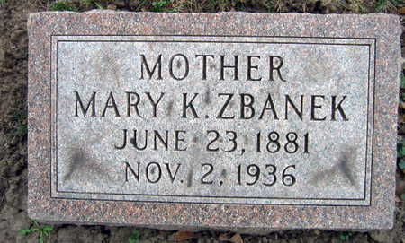 ZBANEK HRUSKA, MARY K. - Linn County, Iowa | MARY K. ZBANEK HRUSKA