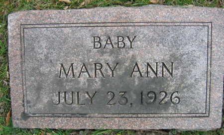 HRUSKA, MARY ANN - Linn County, Iowa | MARY ANN HRUSKA