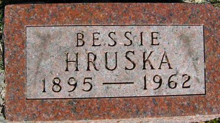 HRUSKA, BESSIE - Linn County, Iowa | BESSIE HRUSKA